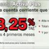 Cuenta Activa Plus de ActivoBank