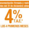 Cuenta Naranja 4% TAE