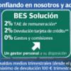 Cuenta BES Solución 2% TAE de Banco Espirito Santo