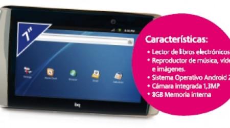 tablet cajacanarias