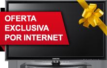 tv led nomina caixa