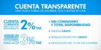 cuenta transparente ng banco