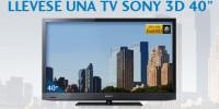 nomina banesto TV 40 pulgadas