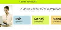 cuenta corriente bankialink