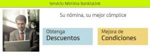 cuenta nomina bankialink