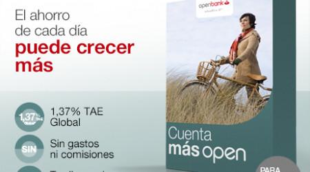 cuenta open mas openbank