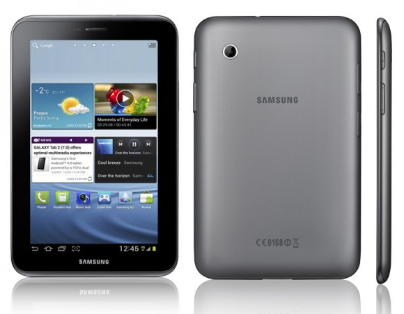 tablet GALAXY tab 2 7 pulgadas