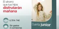 cuenta junior openbank