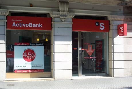 Cuentas Activa de ActivoBank