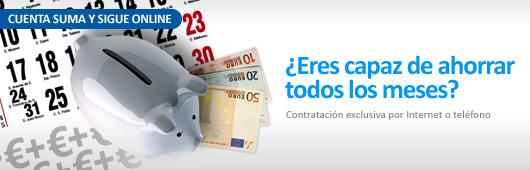 Cuenta Online de Novagalicia Banco.